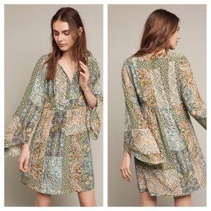 Floreat • Amelie Silk Kimono Dress